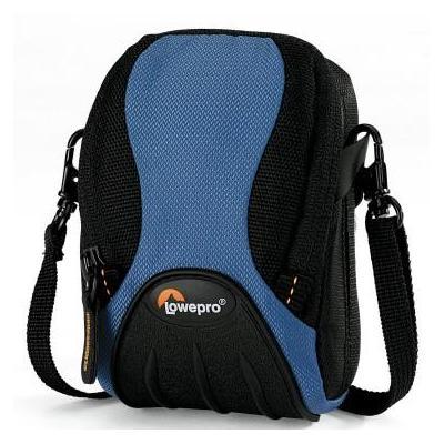 Lowepro cameratas: Apex 20 AW - Zwart, Blauw