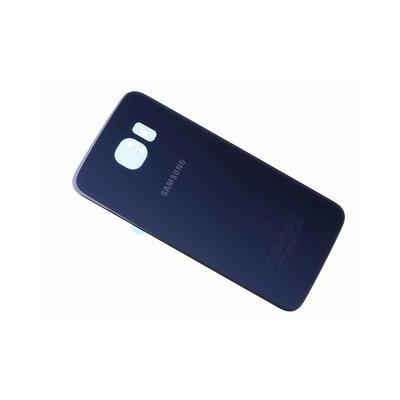 Samsung mobile phone spare part: G920F Galaxy S6 Battery Cover - Zwart