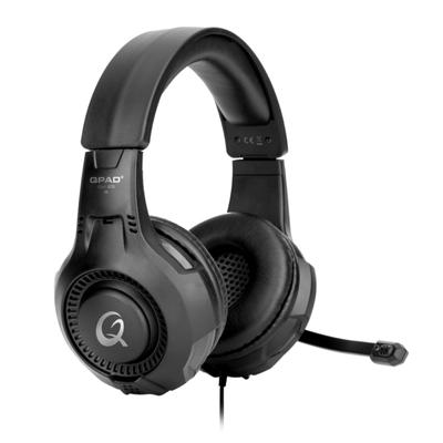 QPAD QH-25 Headset - Zwart