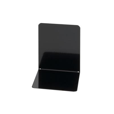 Maul boekensteun: 120 x 140 x 140 mm, 0,8 mm - Zwart