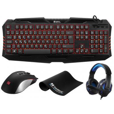 Sandberg 640-09 toetsenbord