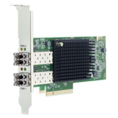 Broadcom LPE35002-M2 Netwerkkaart - Groen, Grijs