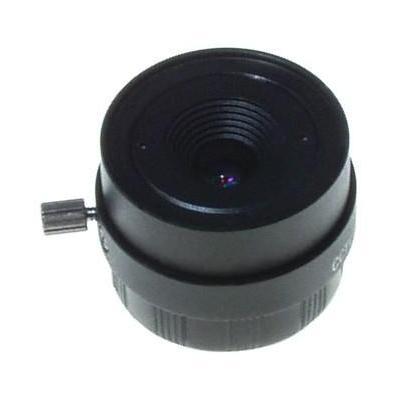 Axis Standard 6mm lens Camera lens - Zwart
