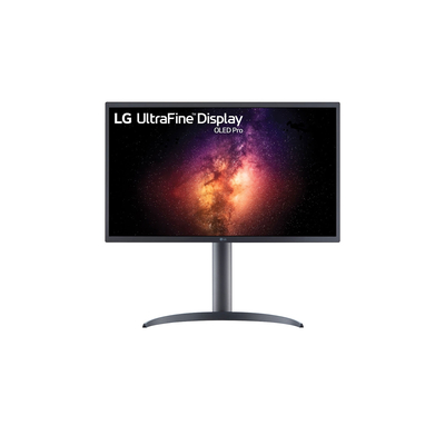 LG 31.5'' 4K OLED Display with Pixel Dimming and 1M : 1 Contrast Ratio, 3840 x 2160 px, 16:9, 250 cd/m², 1ms, .....
