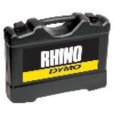 Dymo apparatuurtas: Rhino 5200 hard carry case - Zwart