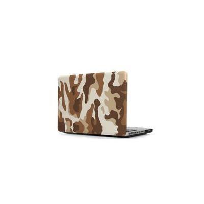 "Estuff laptop accessoire: SatinShell for MacBook 13"" Air Desert Warrior - Camouflage"