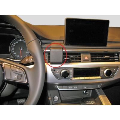 Brodit ProClip - Audi A4 Avant 16-16/Audi A4 Sedan 16 Center mount houder - Zwart