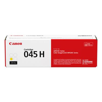Canon 045 H Toner - Geel