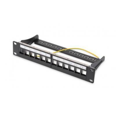 Assmann electronic patch panel accessoire: DN-91420 - Zwart