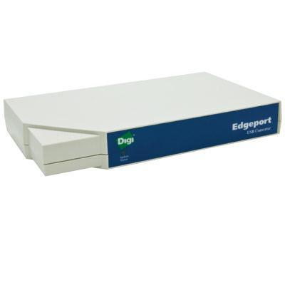 Digi Edgeport/4s MEI - 4 RS-232/422/485 serial DB-9; software selectable Interfaceadapter
