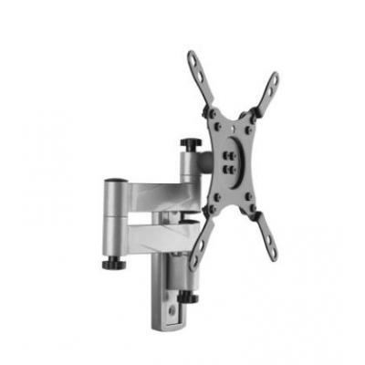 Techly ICA-PLB 222 Montagehaak - Zilver