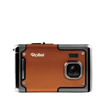 Rollei digitale camera: Sportsline 85 - Oranje