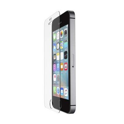 Belkin screen protector: For iPhone SE, 0.33mm, 9H - Transparant