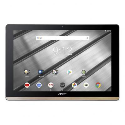 Acer tablet: Iconia B3-A50FHD-K31T - Zwart