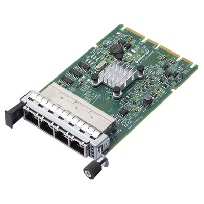 Lenovo Broadcom 5719 Netwerkkaart - Groen, Roestvrijstaal