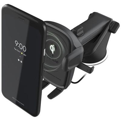 IOttie Easy One Touch 2 Wireless Fast Charging Mount - Zwart - Zwart / Black Houder
