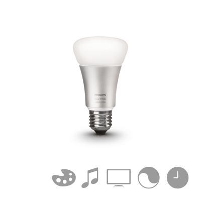 Philips personal wireless lighting: hue Wit en gekleurd licht 929001142011