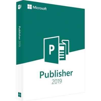 Microsoft Publisher 2019 Desktop publishing