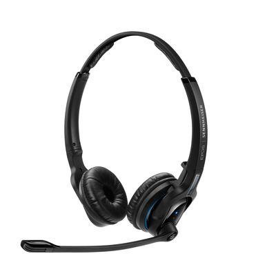 EPOS   SENNHEISER IMPACT MB Pro 2 Headset - Zwart