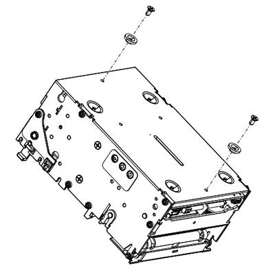 Zebra 103939 Printing equipment spare part