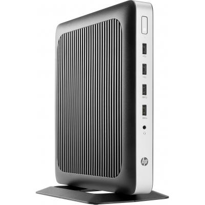 Hp thin client: t630 Thin Client - Zilver (Demo model)