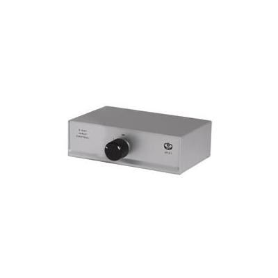 B-tech Audio switch : BT31 - Zilver
