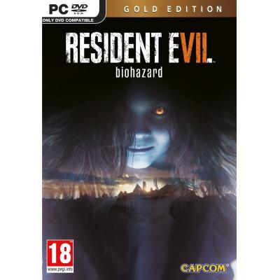 Capcom game: Resident Evil 7: Biohazard (Gold Edition)  PC
