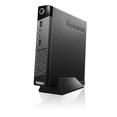 Lenovo ThinkCentre Tiny Vertical stand Computerkast onderdeel - Zwart