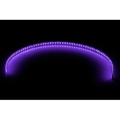 Phobya Computerkast onderdeel: LED-Flexlight HighDensity UV 60cm - Paars