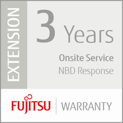 Fujitsu 3 Years Onsite Service Garantie