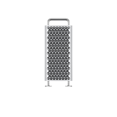 Apple Mac Pro (2019) Tower - QWERTY Pc - Aluminium