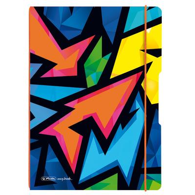Herlitz Neon Art Schrijfblok