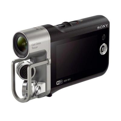 "Sony digitale videocamera: 1/2.3"" Exmor R CMOS, Full-HD MPEG4-AVC/H.264, L-PCM, Wi-Fi/NFC, 6.7cm LCD, HDMI, USB, 165g - ....."