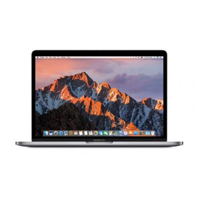 Apple laptop: MacBook Pro 13 (2017) Touch Bar - i5 - 512GB - Space Grey - Grijs