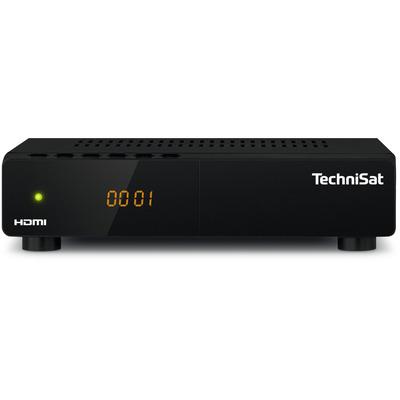 TechniSat HD-S 222 Ontvanger - Zwart