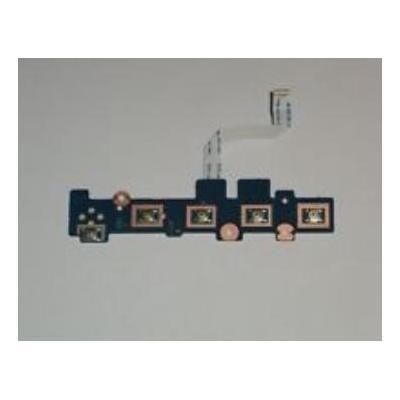 Samsung notebook reserve-onderdeel: Power Button Board - Groen