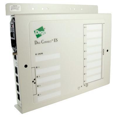 Digi Connect ES 4SB w/ Switch Seriele server