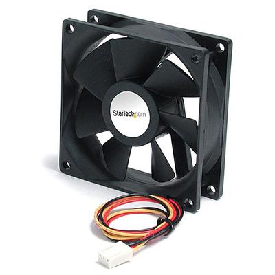 StarTech.com 92x25mm Stille Ventilator voor Computerbehuizing met Kogellagers en TX3 Connector Hardware .....