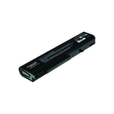 Hp batterij: Battery for Notebooks - Li-Ion, Black - Zwart