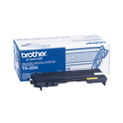 Brother TN-2005 Cartridge Toner - Zwart