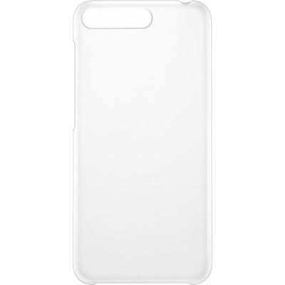 Huawei Y6 2018 DS PC Case Transparent Mobile phone case - Transparant