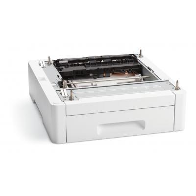 Xerox papierlade: 550 Sheet Feeder for Phaser WorkCentre 651x - Wit