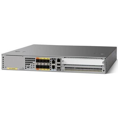 Cisco router: ASR 1001-X - Grijs