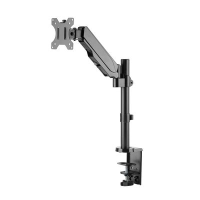 Techly ICA-LCD 515B Monitorarm - Zwart