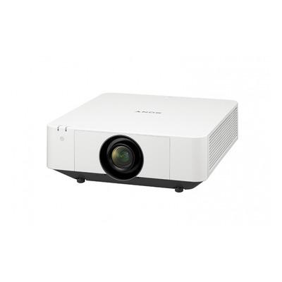 Sony 3LCD, 1920x1200, 16:10, 3500/5100 lm, VGA, DVI-D, BNC, RJ-45, RS-232C, IR Beamer - Zwart,Wit