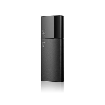 Silicon Power Ultima U05 USB flash drive - Zwart