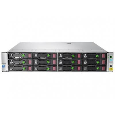 Hewlett Packard Enterprise StoreEasy 1650 90TB NAS - Metallic