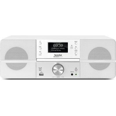 Technisat CD-radio: 0001/4990 - Wit
