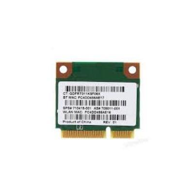 Hewlett Packard Enterprise 710418-001 Notebook reserve-onderdeel - Groen