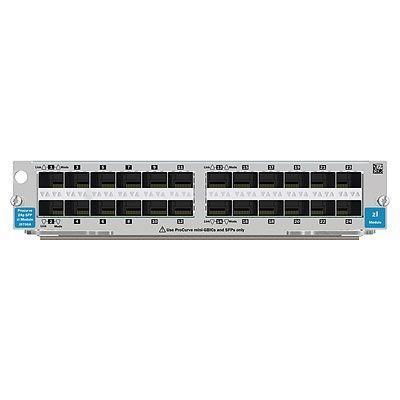 Hewlett Packard Enterprise J8706A#ABA Netwerk switch module - Refurbished B-Grade